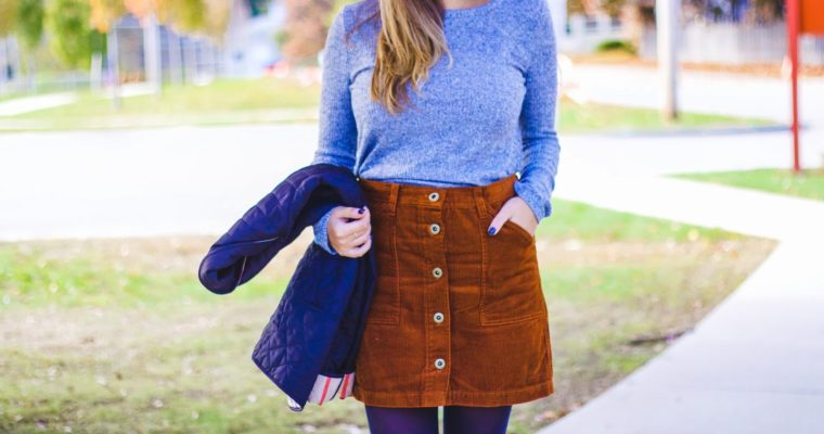 Odzież damska – trendy na jesień 2019