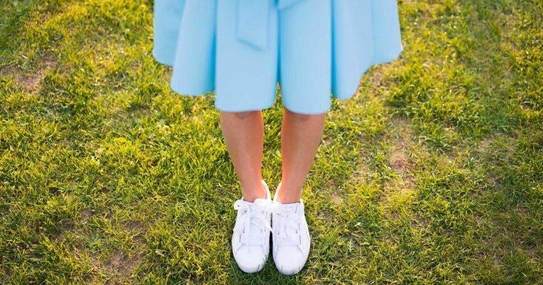 Uniwersalne buty dla kobiet