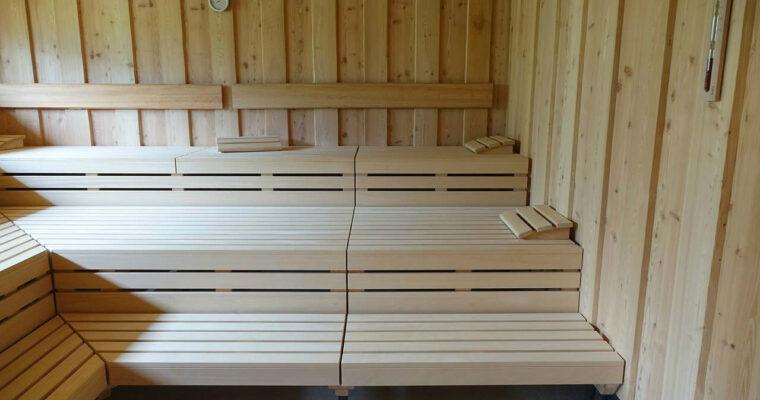 Co zyskujesz kupując saunę ogrodową?